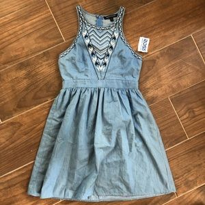 Nwt! JUST ADDED Blue dress